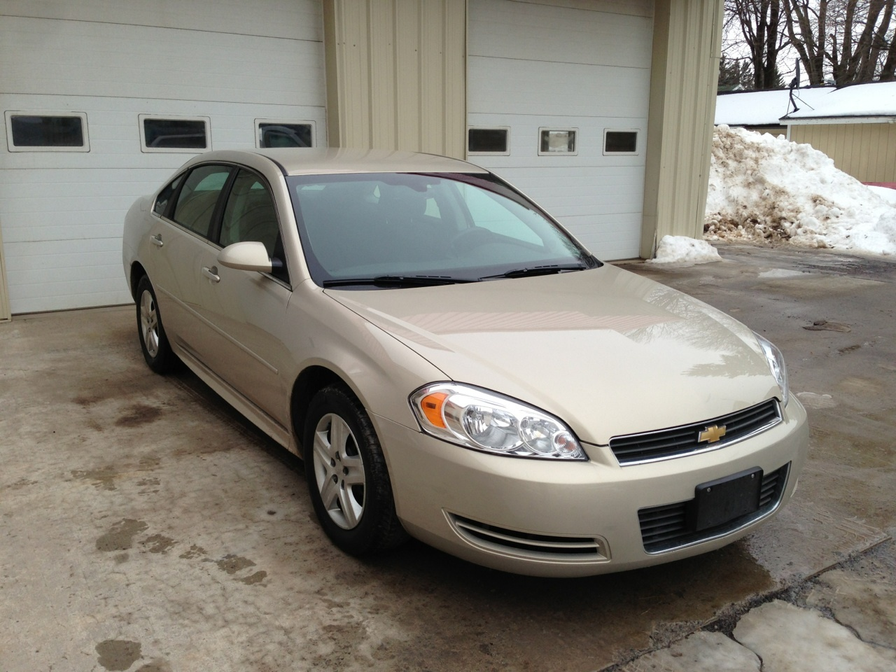 2010 chevrolet impala. Cars Review. Best American Auto & Cars Review