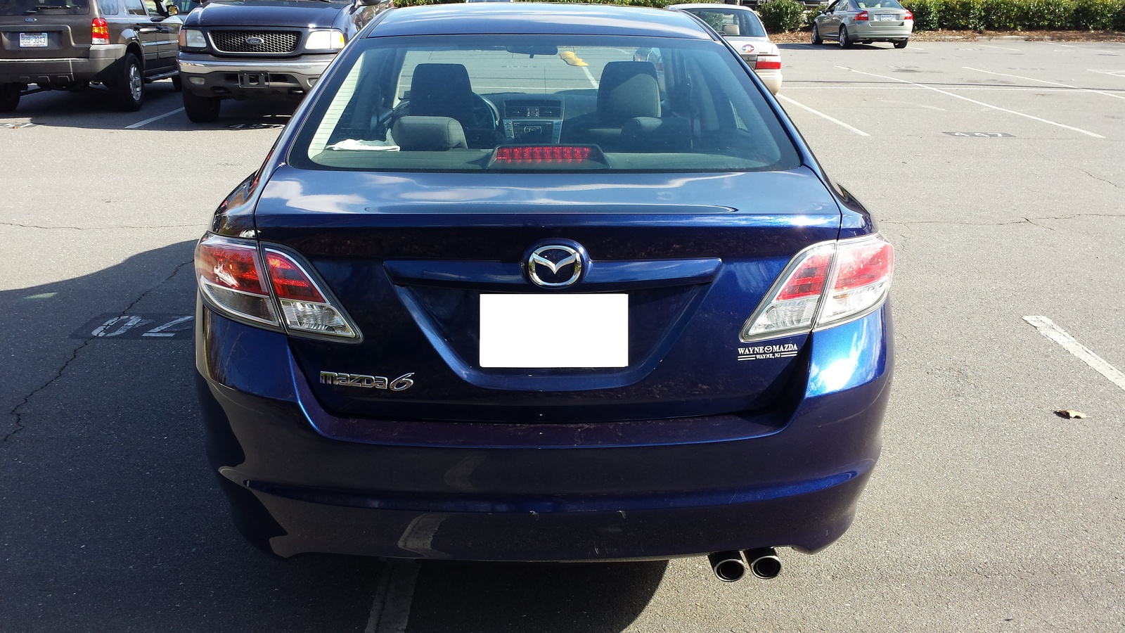 Picture Of 2011 Mazda Mazda6 I Touring Exterior