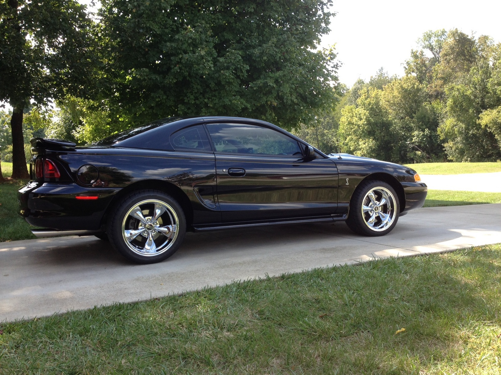 1997 Ford Mustang Svt Cobra Pictures Cargurus