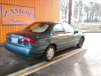 1996 Ford Contour 4 Dr GL Sedan picture, exterior
