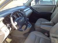 Picture of 2001 Toyota Highlander Base, interior