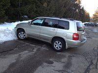 Picture of 2001 Toyota Highlander Base, exterior