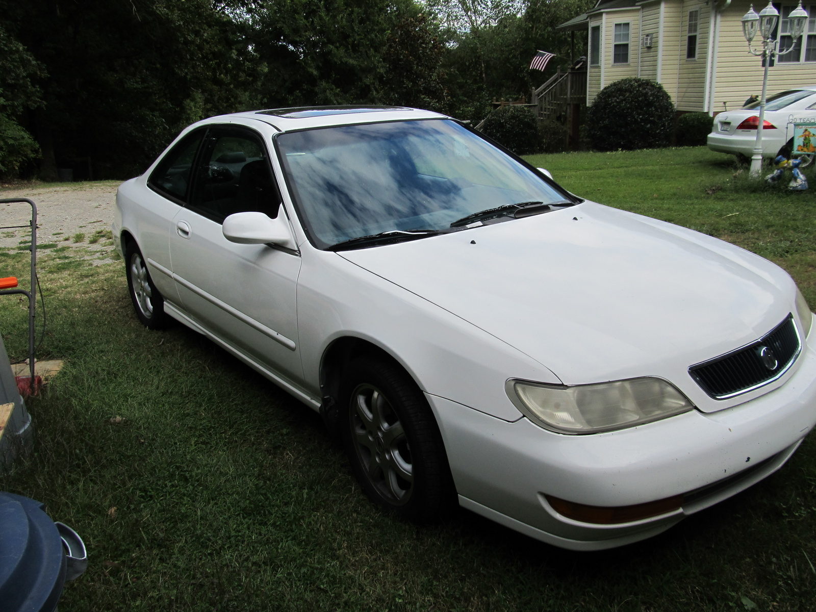 Picture of 1998 Acura CL 2 Dr 3.0 Premium Coupe, exterior