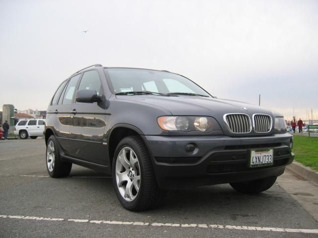 Picture of 2002 BMW X5 4.4i AWD, exterior, gallery_worthy