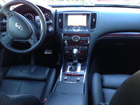 Picture of 2012 Infiniti G37 xAWD Sport Appearance Edition, interior