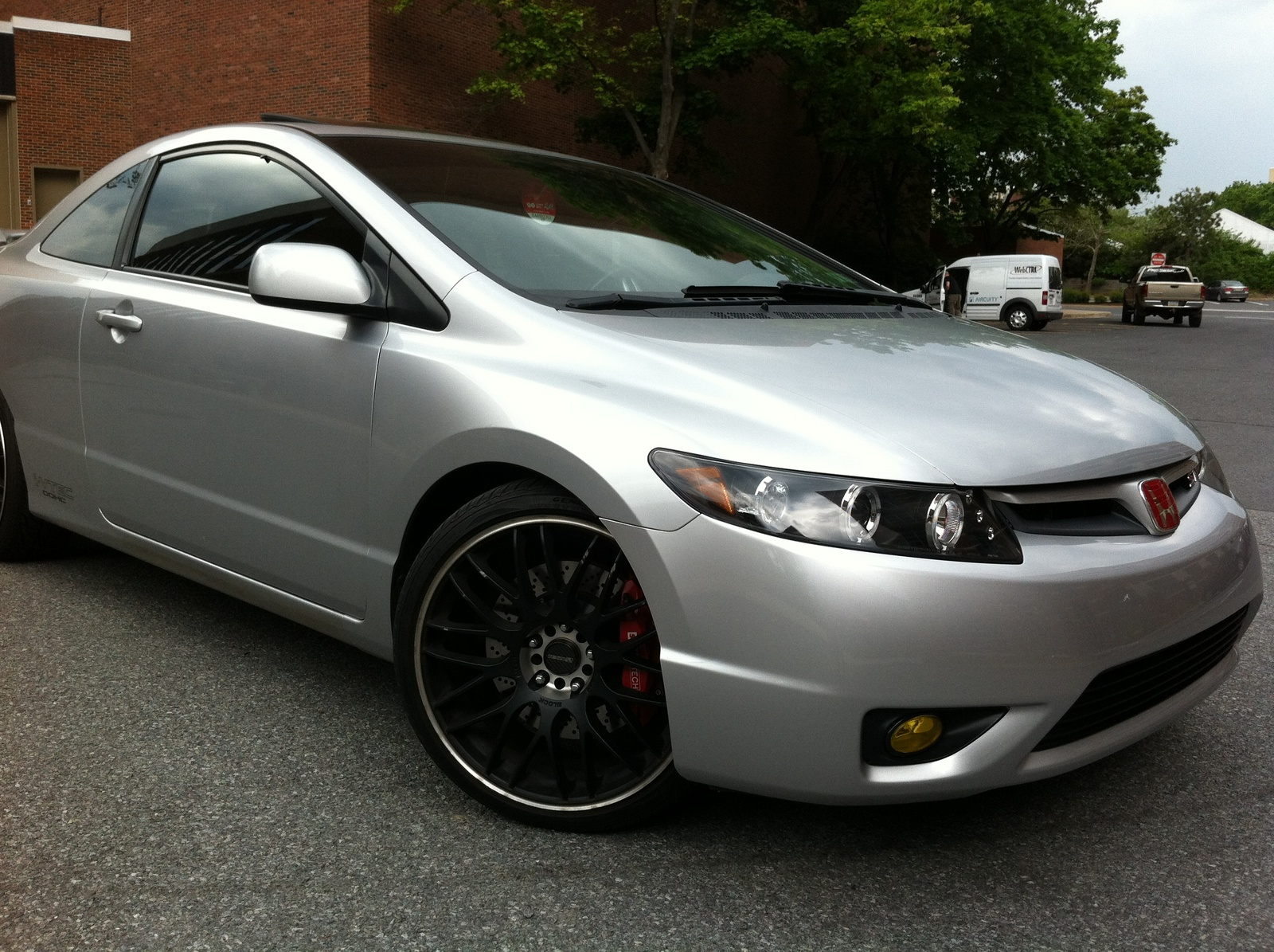 2008 Honda Accord Tires 2007 Honda Civic Coupe - Pictures - CarGurus