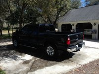 Picture of 2012 Ford F-250 Super Duty Lariat Crew Cab 4WD, exterior