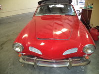 Picture of 1969 Volkswagen Karmann Ghia, exterior