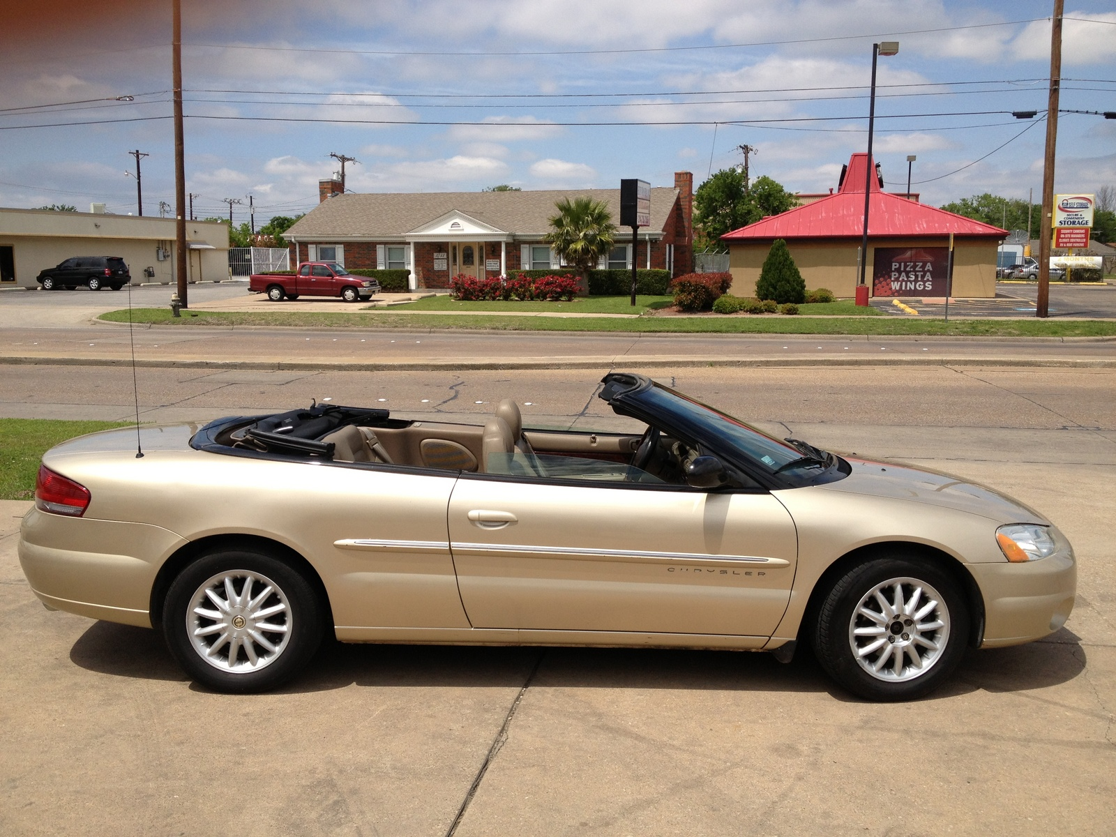 Chrysler Sebring Lxi Convertible Pic on 1999 Chrysler Sebring Convertible Specs