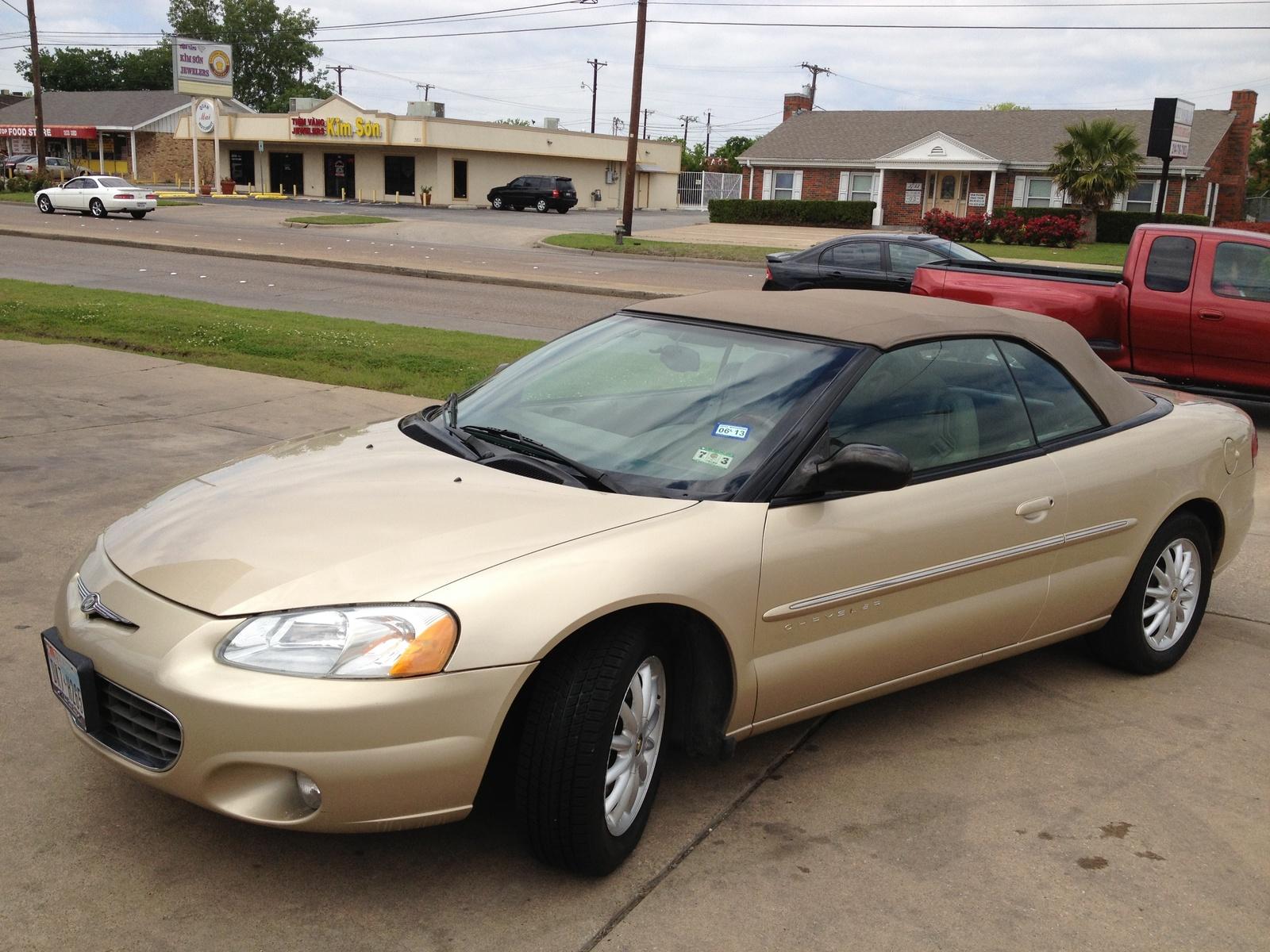 2001 Chrysler Sebring - Pictures