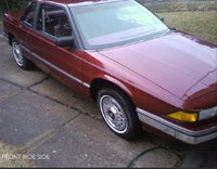 Picture of 1989 Buick Regal Limited Coupe RWD, exterior, gallery_worthy