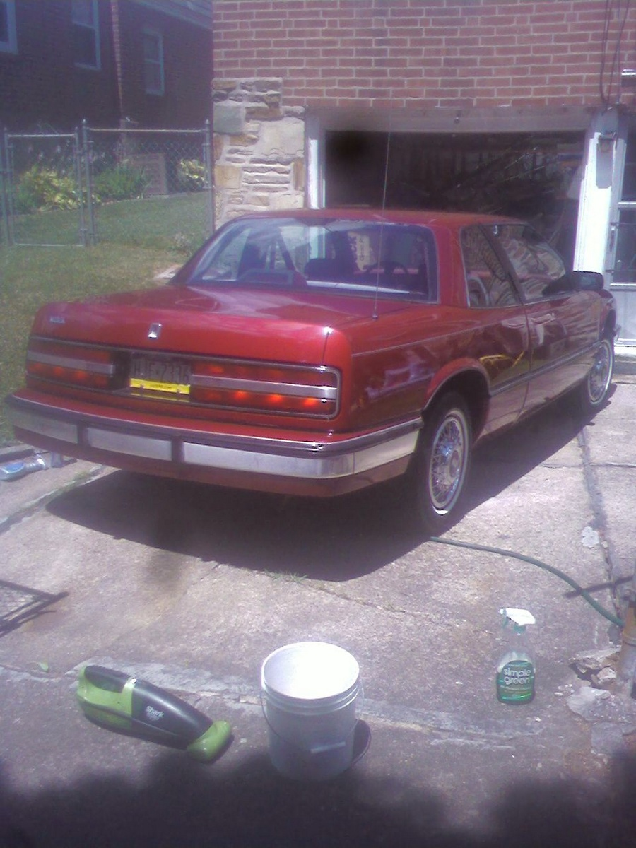 1989 Buick Regal 2-Door Coupe picture