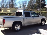 Picture of 2012 Chevrolet Colorado LT1 Crew Cab, exterior