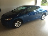 Picture of 2013 Honda Civic Coupe LX, exterior