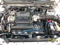 Picture of 1997 Honda Accord LX V6, engine