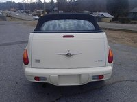 Picture of 2005 Chrysler PT Cruiser Touring Convertible, exterior