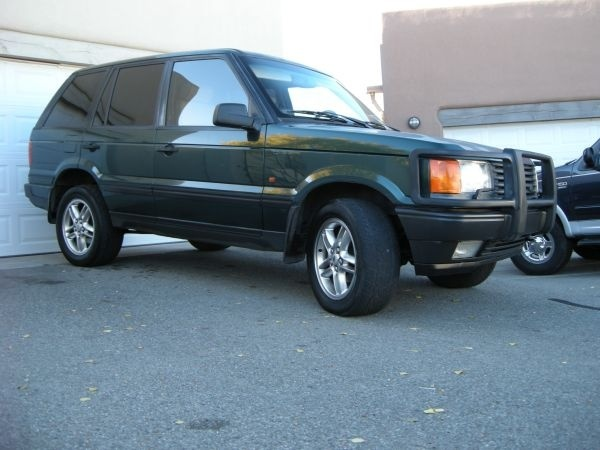 1998 Land Rover Discovery LSE - Olive Green metallic - fvr ... |Red 1998 Land Rover