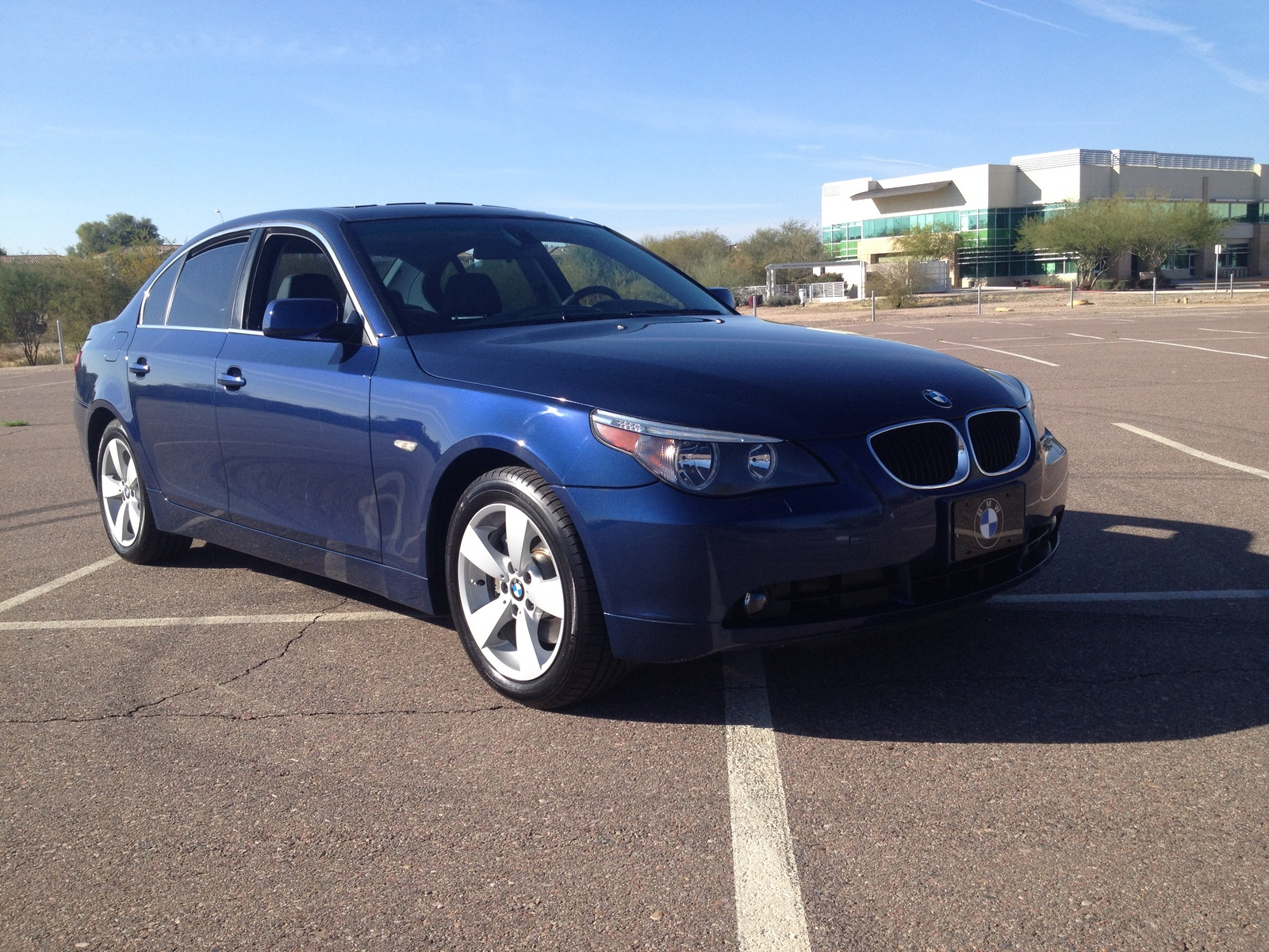 2006 5 bmw gallery series Custom 2006 BMW 5-Series Images, Mods, Photos, Upgrades