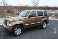 2012 Jeep Liberty Sport 4WD, new, exterior