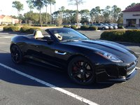 2014 Jaguar F-Type S V8 Convertible picture, exterior