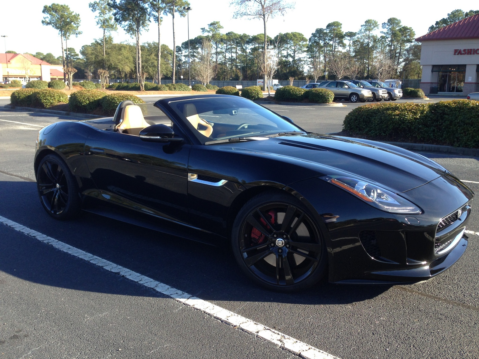 2014 Jaguar F-Type S V8 Convertible picture