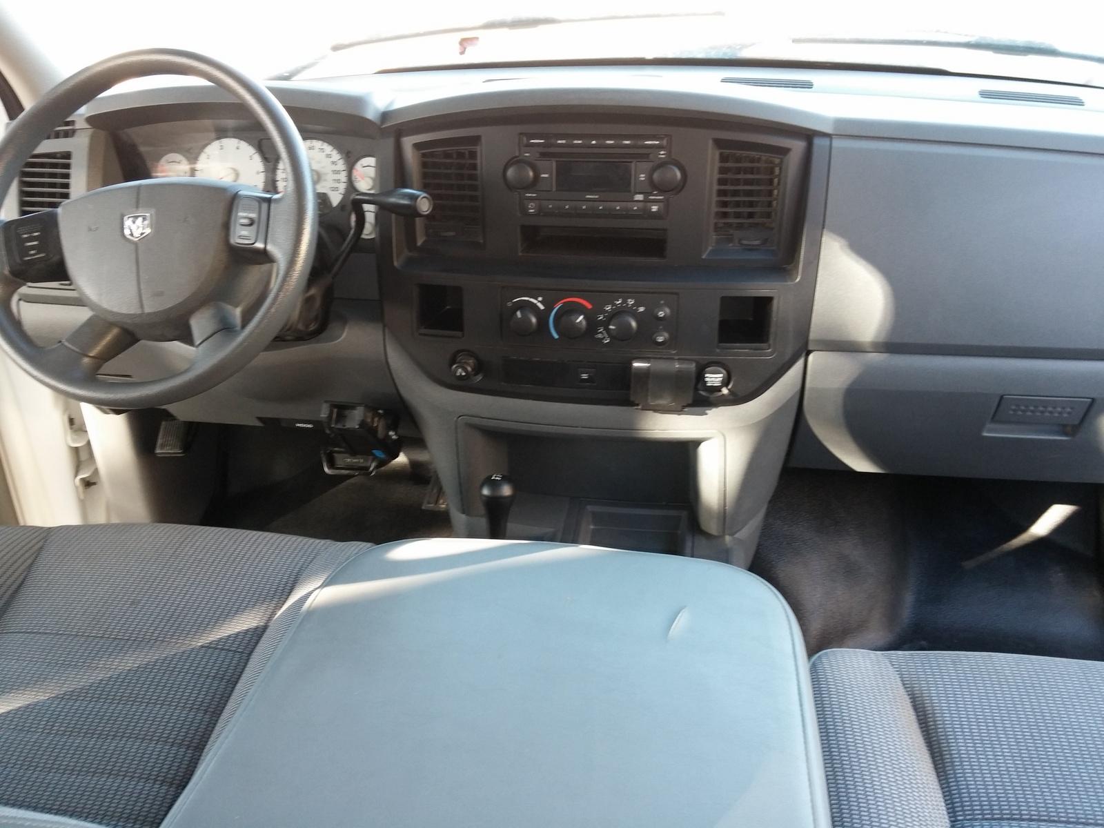 2008 Dodge Ram Pickup 2500 Interior Pictures Cargurus