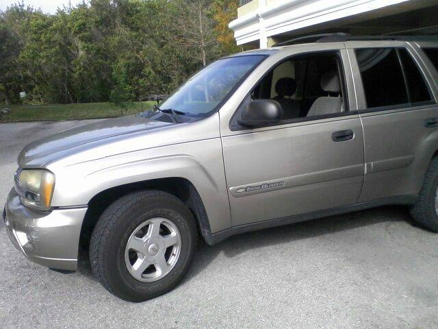 picture of 2002 chevrolet trailblazer lt exterior. Cars Review. Best American Auto & Cars Review