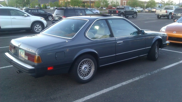 Picture of 1983 BMW 6 Series 633 CSi