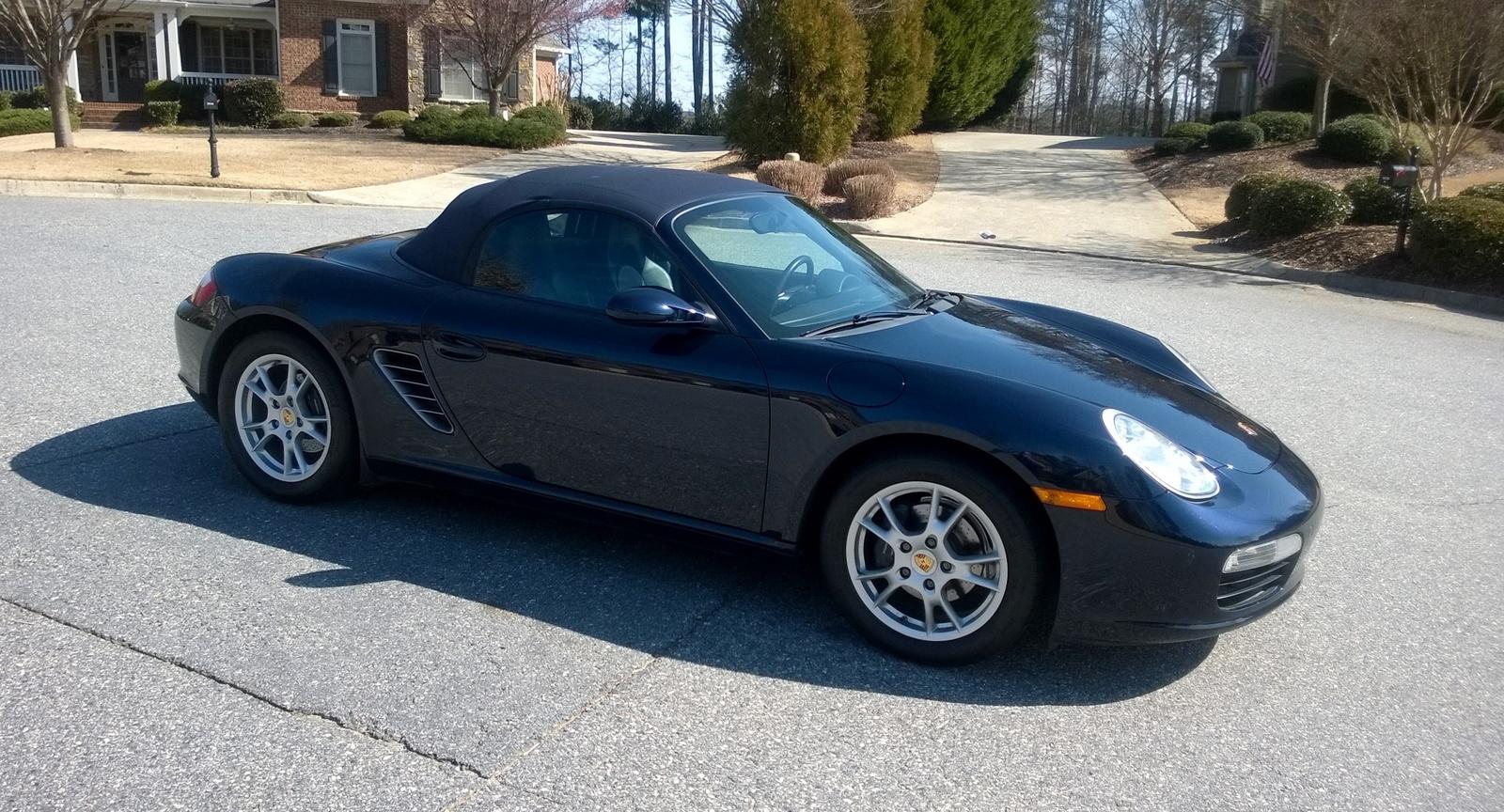 2007 Porsche Boxster - Pictures - CarGurus