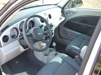 Picture of 2009 Chrysler PT Cruiser Base, interior