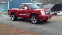 Picture of 2002 GMC Sierra 1500 SLE 4WD Standard Cab SB, exterior, gallery_worthy