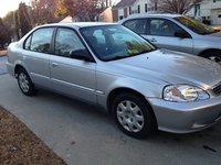 Picture of 2000 Honda Civic DX, exterior