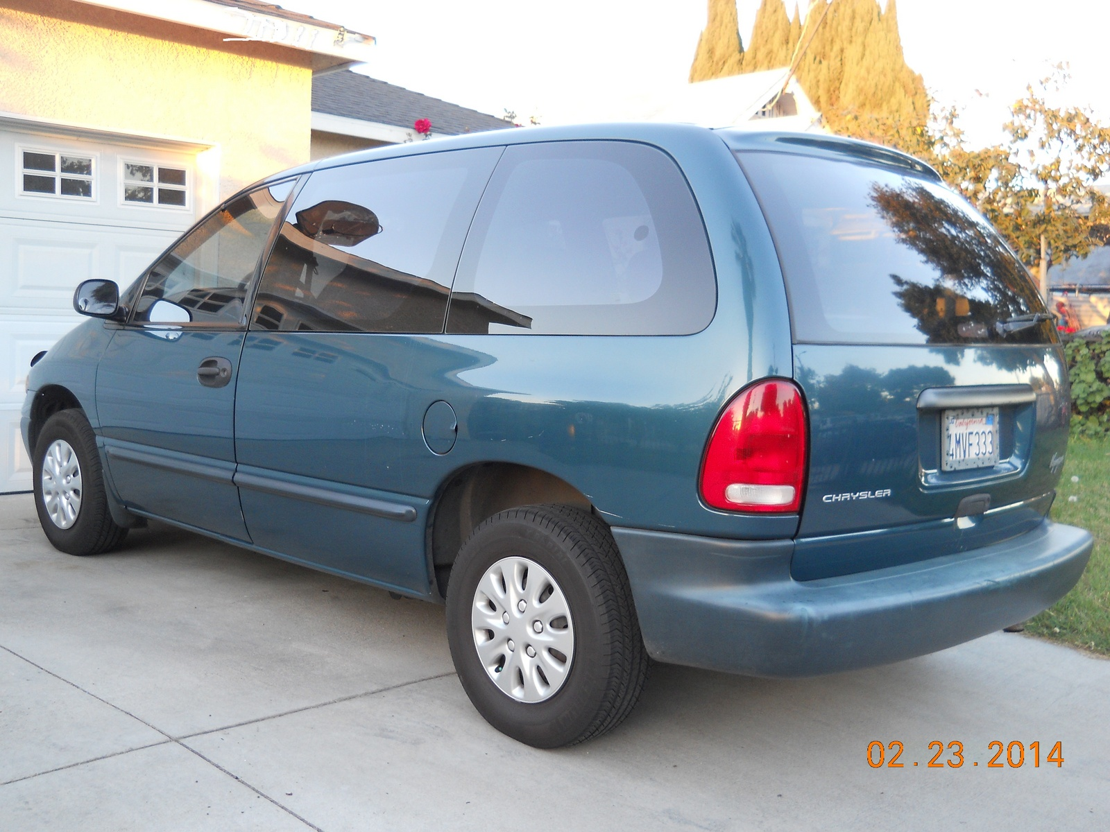 chrysler voyager 2000 - photo #16