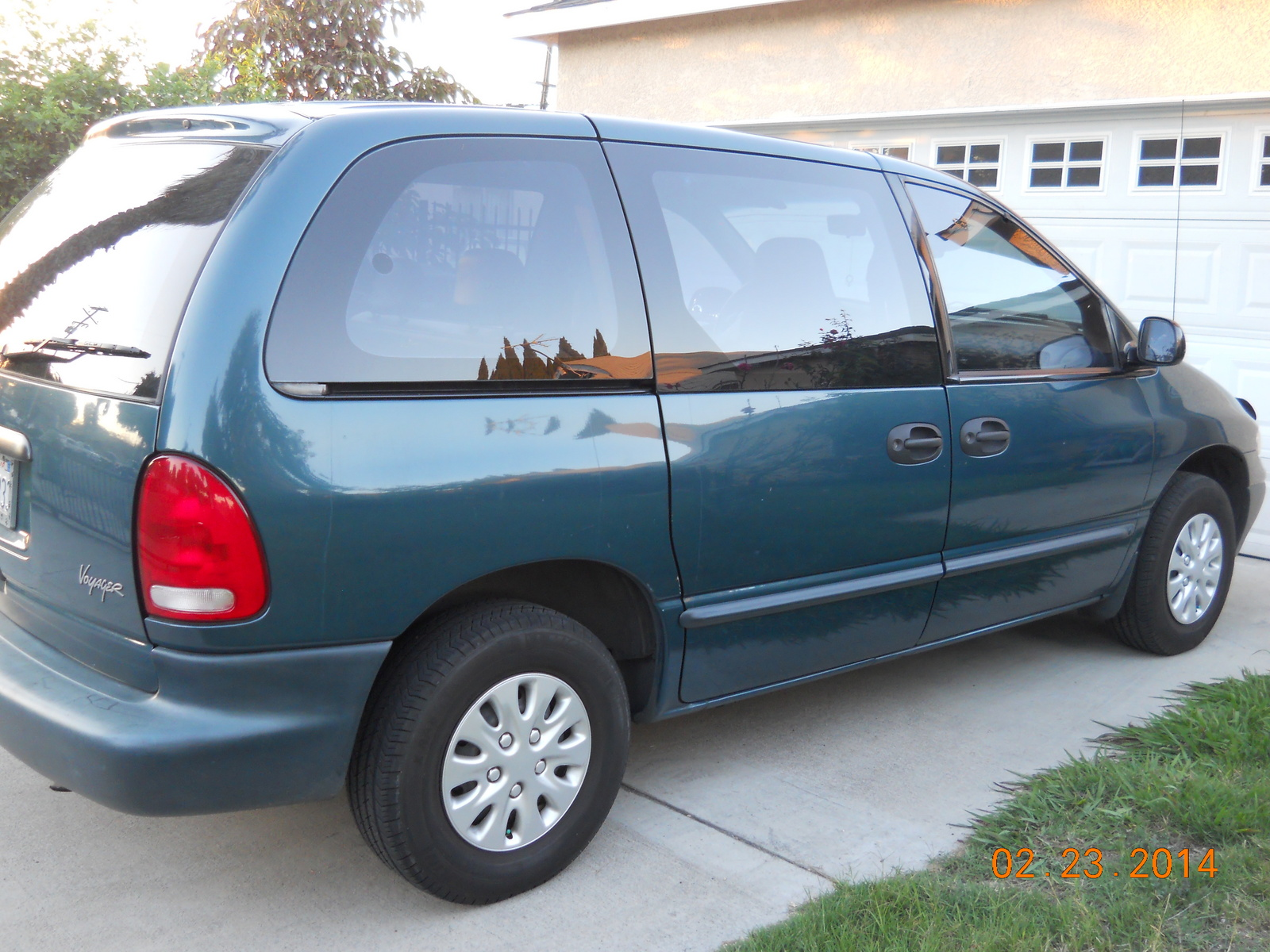 chrysler voyager 2000 - photo #13