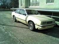 1986 Chevrolet Cavalier Overview
