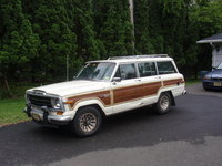 1986 Jeep Grand Wagoneer Overview