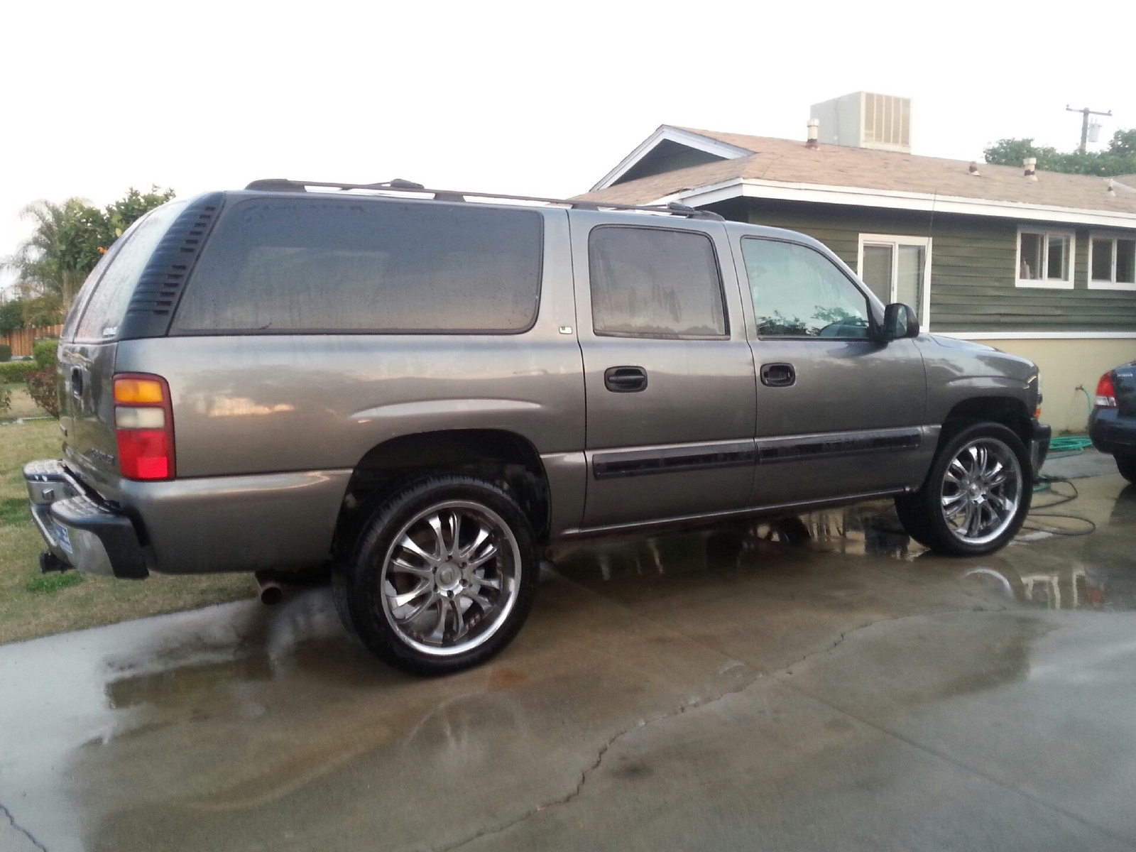 2001 Chevrolet Suburban 1500 Parts And Accessories Html Autos Weblog