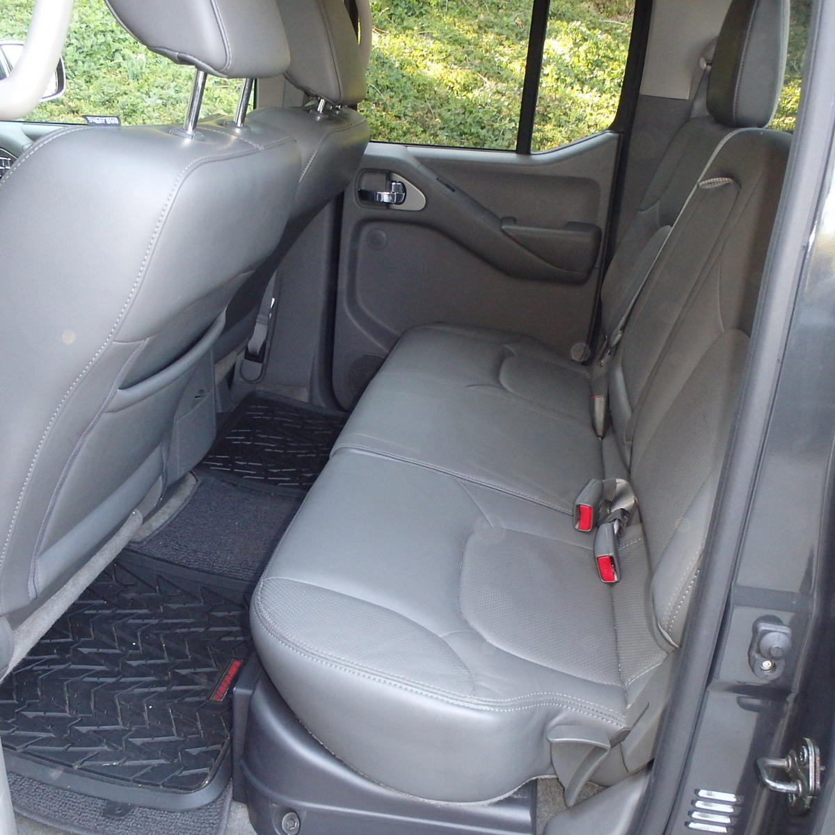 2012 Nissan Frontier Crew Cab: 2012 Nissan Frontier