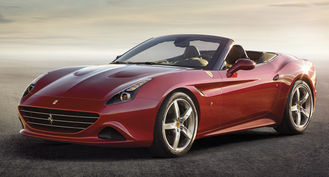 2014 Ferrari California, Front-quarter view, exterior, manufacturer, gallery_worthy