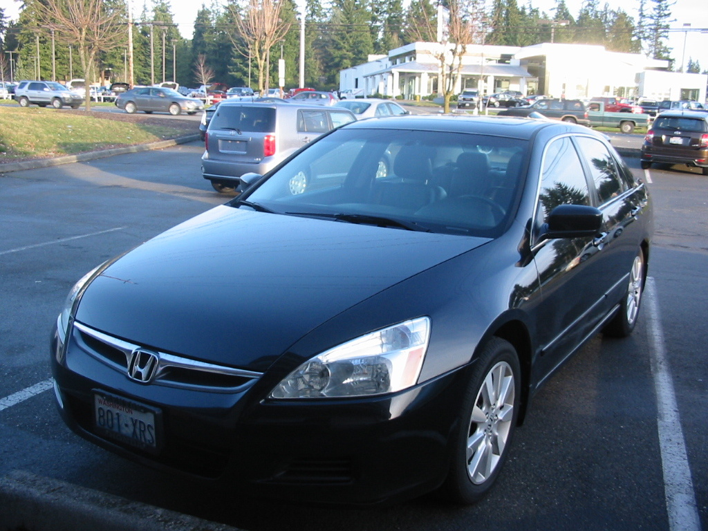 2007 honda accord overview cargurus for How many miles does a honda accord last