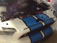 Picture of 2012 Ford Shelby GT500 Convertible, engine