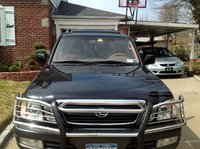 2001 Lexus LX 470 Base picture, exterior