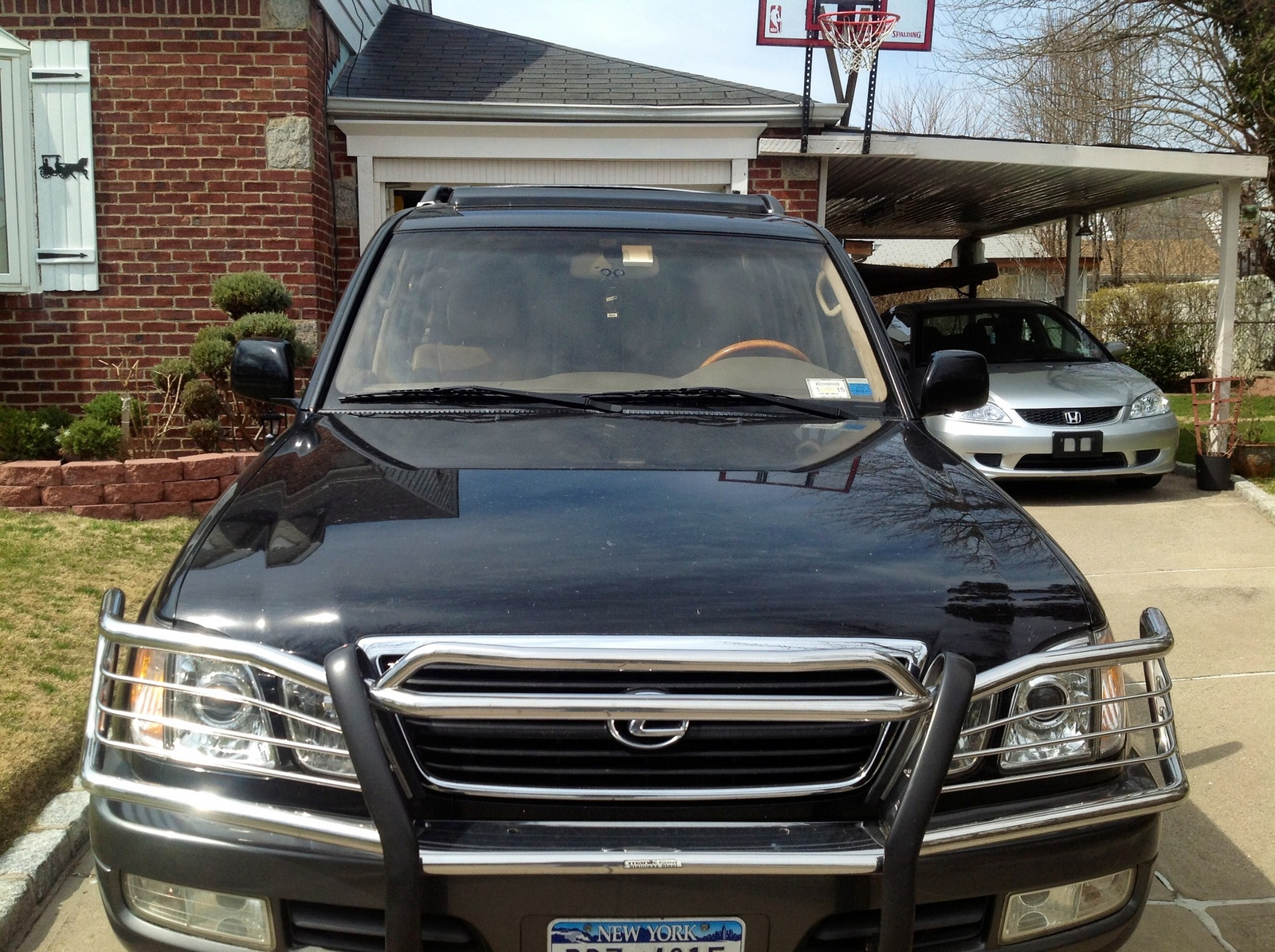 2001 Lexus LX 470 Base picture