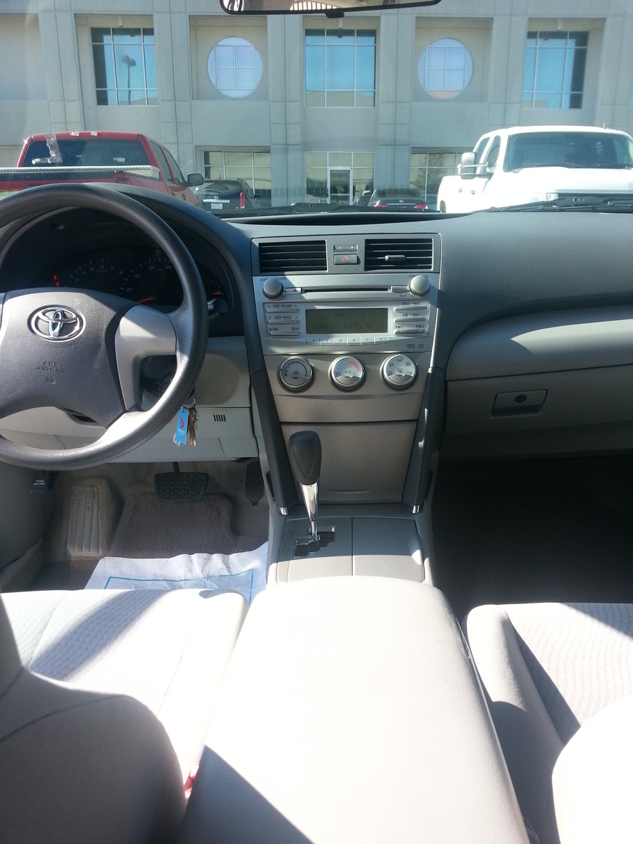 2011 Toyota Camry Le Interior Save Our Oceans