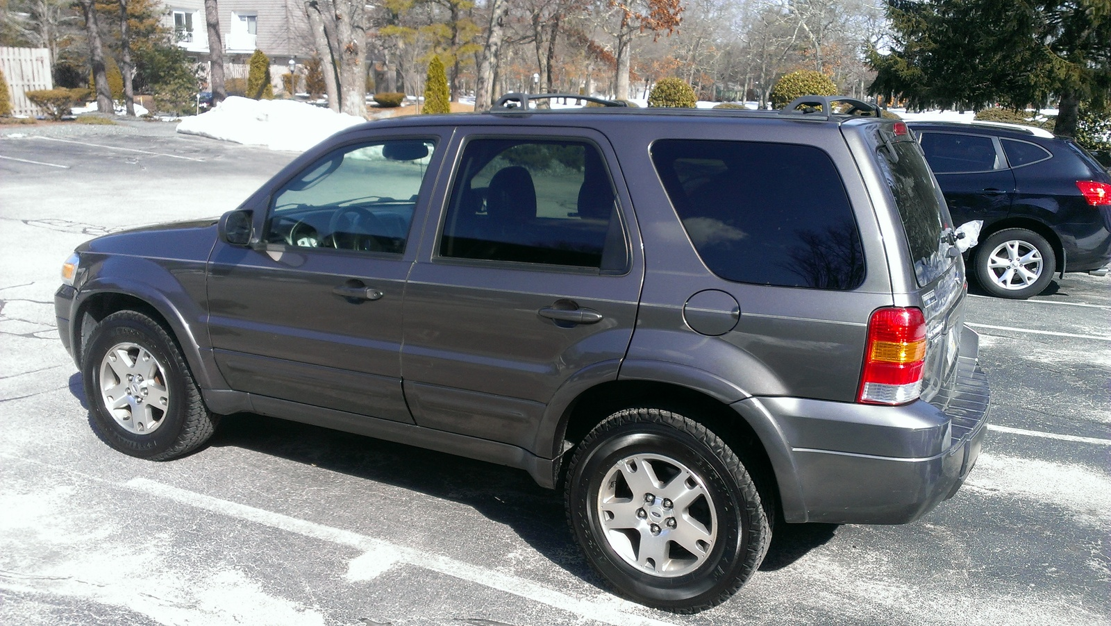 picture of 2005 ford escape limited exterior. Cars Review. Best American Auto & Cars Review
