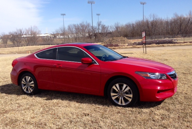 picture of 2011 honda accord coupe ex exterior. Black Bedroom Furniture Sets. Home Design Ideas