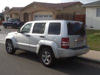 Picture of 2008 Jeep Liberty Limited, exterior, gallery_worthy