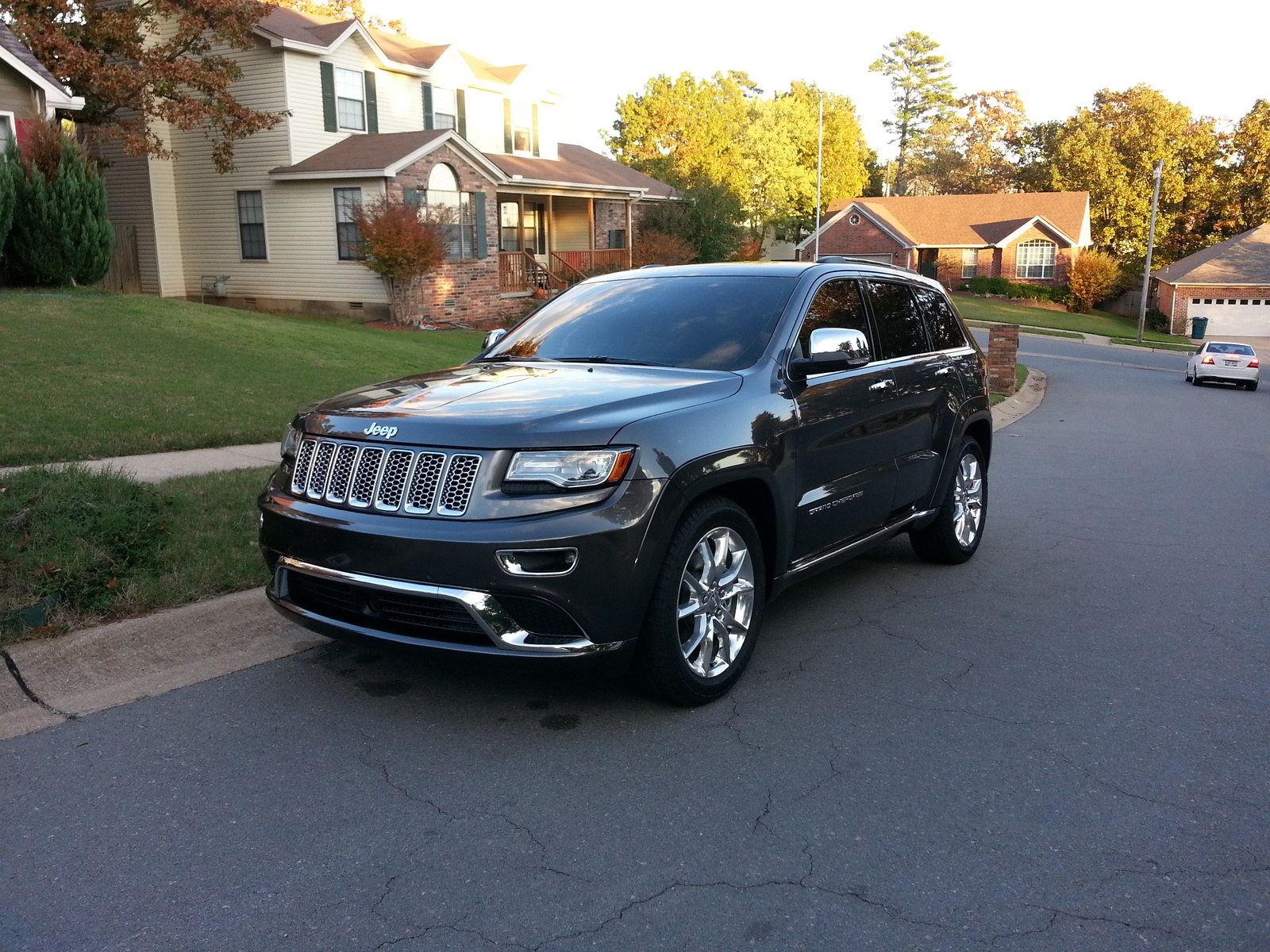 2014 jeep grand cherokee overland summit review