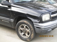 Picture of 2000 Chevrolet Tracker Base 4WD, exterior