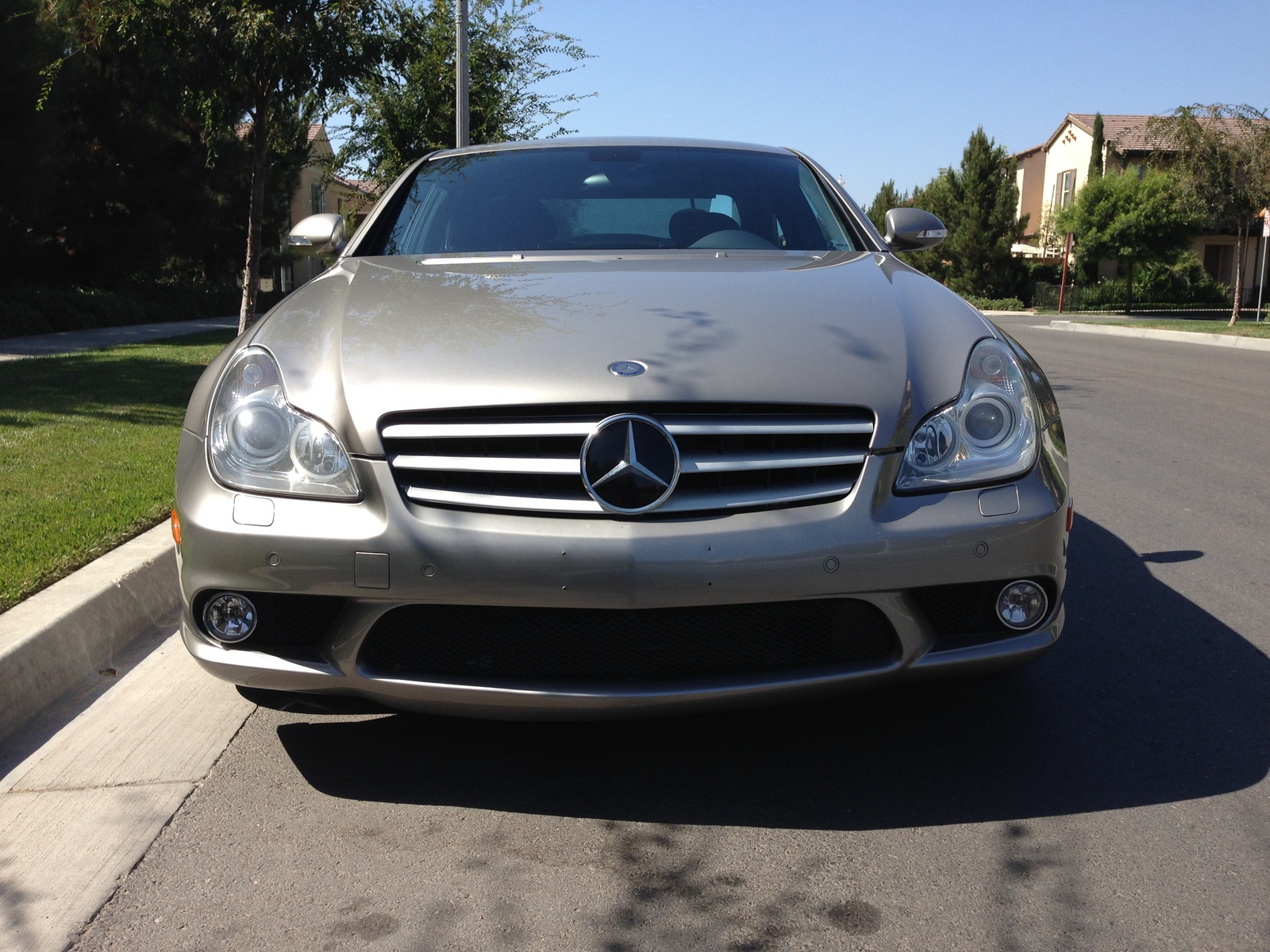 Used mercedes benz cls class for sale cargurus for 2006 mercedes benz cls55 amg